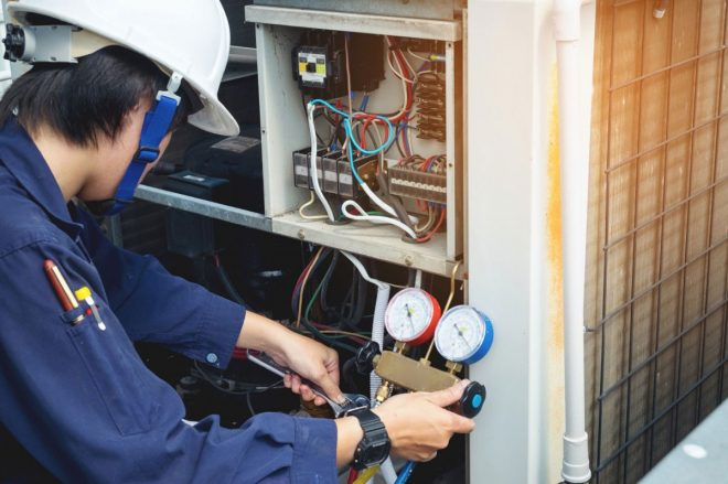 Air Conditioner Maintenance Services
